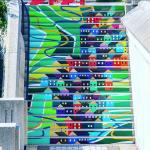 Canadian Heritage Public Art, Plaza Bridge, Rideau St. ,downtown Ottawa by Yasaman Mehrsa